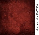 Grunge Red Wall Texture