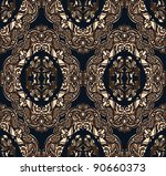 seamless pattern. complex... | Shutterstock .eps vector #90660373