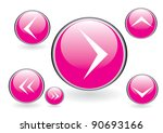 Vector Glossy Buttons...