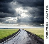 Dirty Road To Cloudy Horizon....