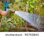 Watering Garden Equipment  ...
