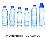 Collection Of Water Bottles...
