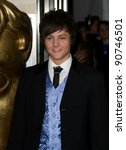 Small photo of Tyger Drew Honey arriving for the BAFTA Children's Awards 2011 at the Hilton Park Lane, London. 27/11/2011 Picture by: Simon Burchell / Featureflash