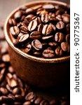 coffee beans | Shutterstock . vector #90775367