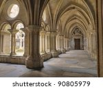 Cloister Of The Cathedral Of...