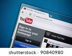 kiev  ukraine   dec 1  google... | Shutterstock . vector #90840980