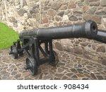 Sterling Castle Cannon