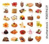 cake | Shutterstock . vector #90859619