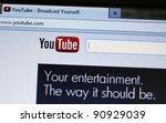 new york   nov 23  a deal was... | Shutterstock . vector #90929039