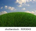 round hill | Shutterstock . vector #9093043
