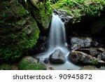 Water Falls El Yunque Rain...