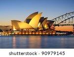 sydney   september 7  the...   Shutterstock . vector #90979145