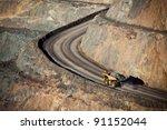 Modern Gold Mine In Kalgoorlie...