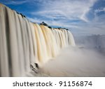 Iguazu Falls  One Of The New...