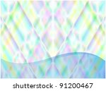 abstract background with...   Shutterstock .eps vector #91200467