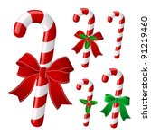 Candy Cane Collection With...