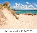 A Popular Dune Overlooking Gle...