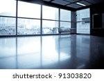 image of windows in morden... | Shutterstock . vector #91303820