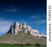 Spissky Castle  Slovakia With...