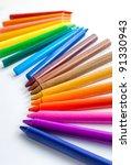Color Crayons Set