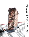 chimney | Shutterstock . vector #91375526