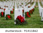 Headstones In Christmas Time I...