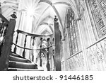 York Minster  Stairway To Heaven