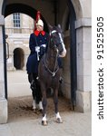 London   March 17  A Mounted...