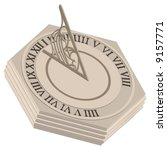 A Sundial Illustration