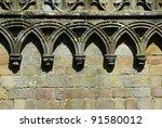 Decorative Detail Of Bolton...