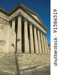St George's Hall Liverpool With ...