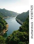 Hong Kong Shek Lei Pui Reservoir