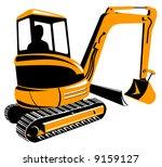 Mechanical Digger