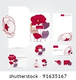 corporate style | Shutterstock .eps vector #91635167