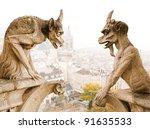 Paris Notre Dame Cathedral ...