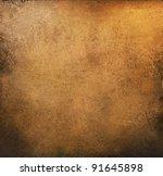gold brown background paper... | Shutterstock . vector #91645898