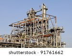 oil and chemical refinery | Shutterstock . vector #91761662