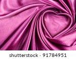 heart silk | Shutterstock . vector #91784951
