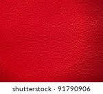 Red Leather Texture Use For...