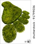 Green Grass Eco Footprint  ...