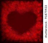 valentine's day background | Shutterstock . vector #91875923