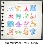 sketchbook series   french...
