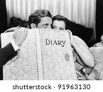 Deepest secrets - stock photo