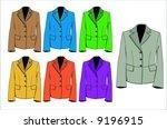 jacket   Shutterstock .eps vector #9196915