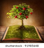 Tree Of Knowledge Growing Out...
