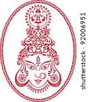 durga | Shutterstock . vector #92006951