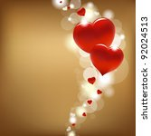 2 Hearts And Valentin S Day...