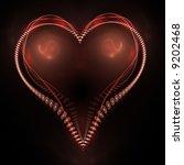 heart for valentine s day heart | Shutterstock . vector #9202468