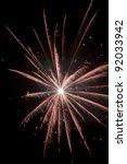 firework | Shutterstock . vector #92033942