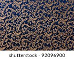 Abstract Background Of A Heavy...